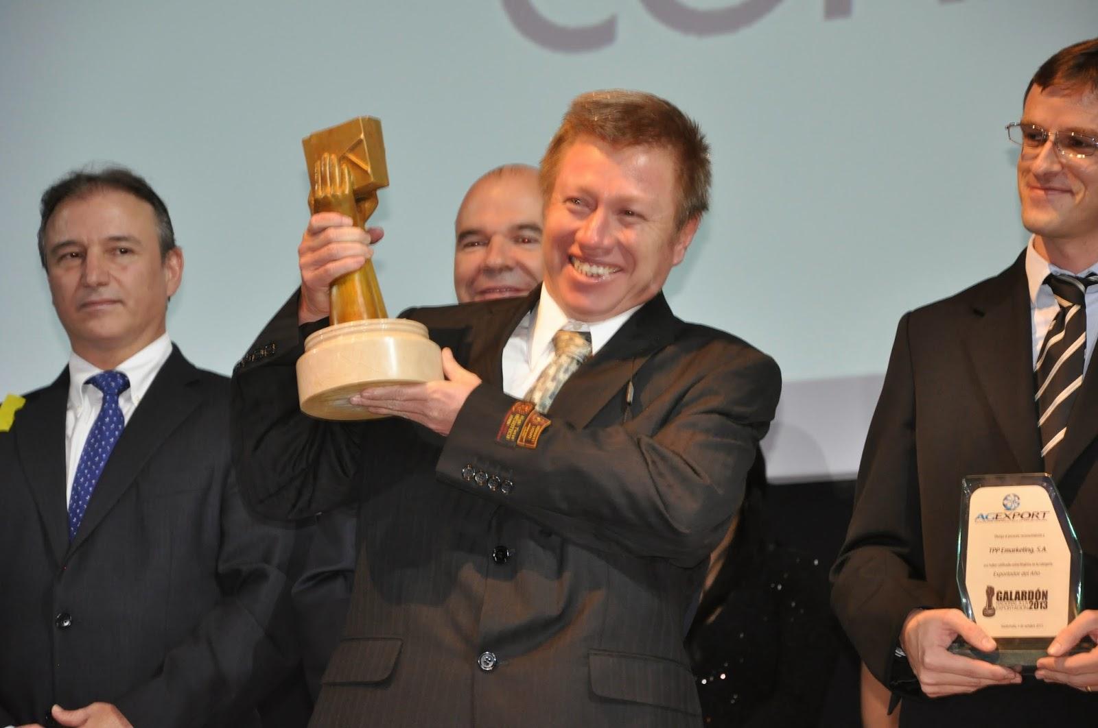 Ganador Galardón 2013